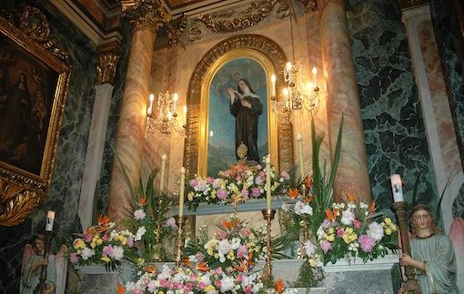 statue-sainte-rita-eglise-nice