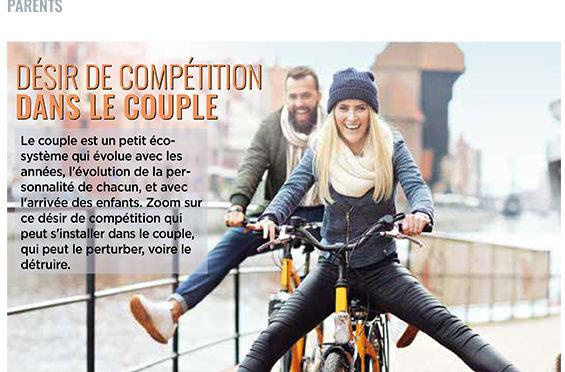 Desir de compétition dans le couple